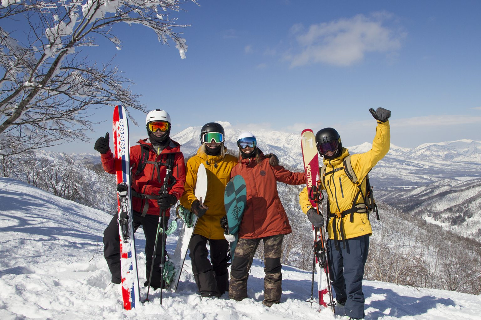 Niseko Oz Snow Hosted